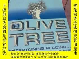 二手書博民逛書店英文原版The罕見lexus and the olive tre