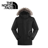 【The North Face 男 HV 550 fill 羽絨外套《黑》】CA5M/防水/透氣/保暖/戶外/賞雪