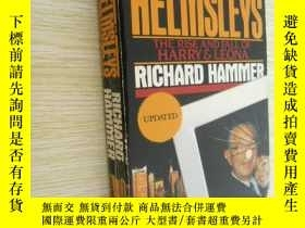 二手書博民逛書店The罕見Helmsleys:The Rise and Fall