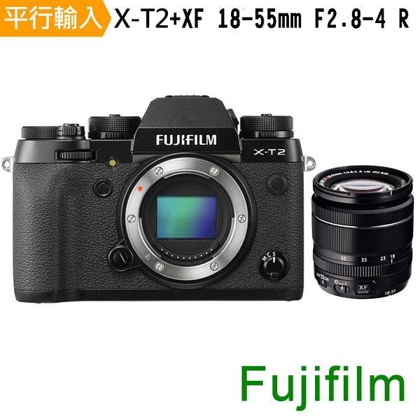 FUJIFILM X-T2 + 18-55mm (中文平輸)