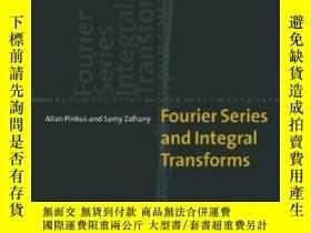 二手書博民逛書店Fourier罕見Series And Integral TransformsY255562 Allan Pi