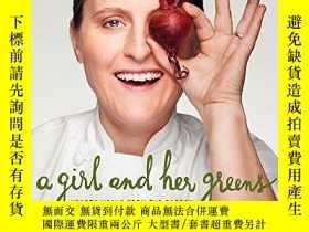 二手書博民逛書店A罕見Girl and Her Greens: Hearty M
