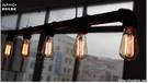 INPHIC- 酒吧咖啡店吧台復古燈飾創意個性工業風水管吊燈-A款_S197C
