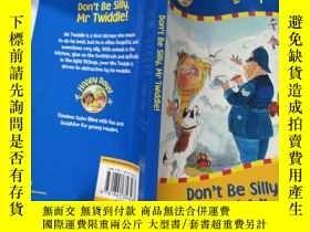 二手書博民逛書店don t罕見be silly mr twiddle 別傻了,特維德爾先生Y200392