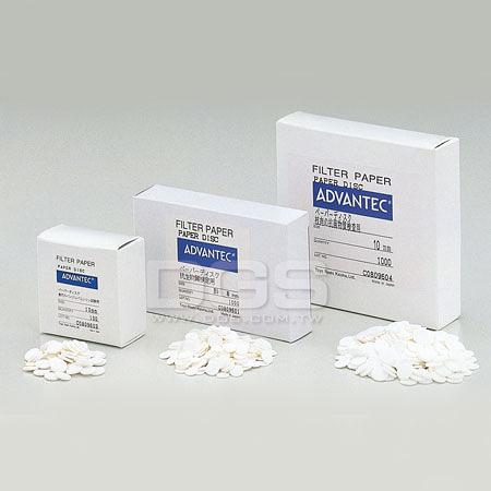 《ADVANTEC》抗生素化驗分析用濾紙 Paper Disk for AntiBiotic Assay