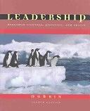 二手書博民逛書店《Leadership: Research Findings, Practice, and Skills》 R2Y ISBN:0618305963