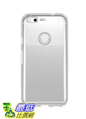 [美國直購] Speck Products 86308-5085 Google Pixel XL (5.5吋) [Presidio Clear系列] Cell Phone Case 手機殼 保護殼