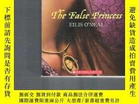二手書博民逛書店英語故事書The罕見False Princess 假公主 Ell
