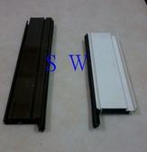 G5 落地紗門碰條 傳統1200、802型(單尺售)氣密窗紗門碰條 防撞條 紗窗邊條 紗門邊條