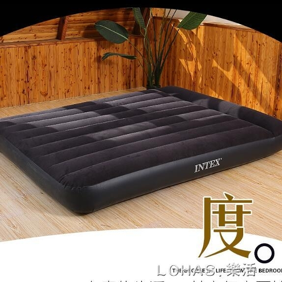 氣墊床 充氣床墊雙人家用加大單人折疊床墊充氣墊簡易便攜床 樂活生活館