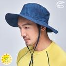 ADISI 抗UV透氣快乾撥水印花大盤帽 AH21004 / 城市綠洲專賣 (UPF50+ 防紫外線 防曬帽 遮陽帽)