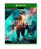 Xbox One 戰地風雲 2042 Battlefield 2042 中文版【預購11/19】