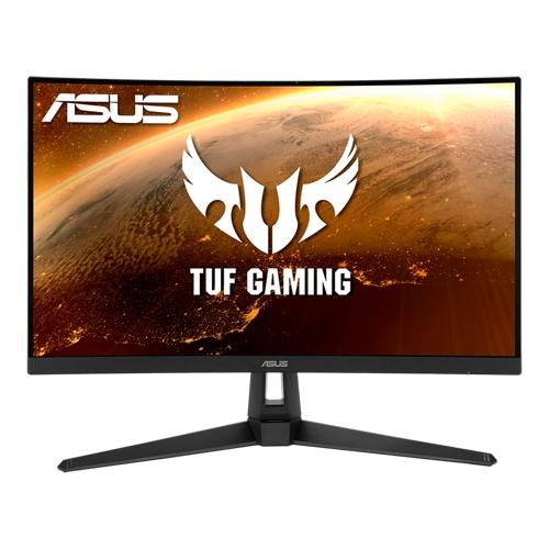 ASUS 華碩 TUF GAMING VG27VH1B 27吋 165Hz VA面板 1500R曲面 電競螢幕