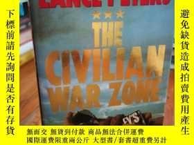 二手書博民逛書店Civilian罕見War ZoneY12800 Lance P