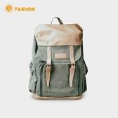 特賣攝影背包 TARION德國相機包後背多功慧專業佳慧單反背包復古帆布微單攝影包LX