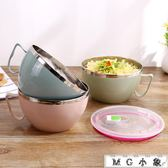 帶蓋不銹鋼大號泡面碗保鮮碗