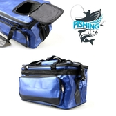 大容量加厚雙層魚護包釣魚活魚桶海釣海鮮收納包魚餌箱買菜包 英雄聯盟MBS