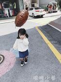 女童衛衣 新款春秋裝上衣寶寶韓版薄款長袖T恤兒童秋裝打底衫  嬌糖小屋