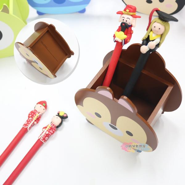 迪士尼 筆筒 筆架 收納盒 手機座 收納櫃 櫃子 玩具 米奇 史迪奇 正版授權 小時候創意屋