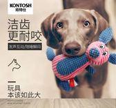 狗狗玩具發聲耐咬大型犬磨牙寵物狗用品【南風小舖】