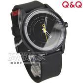 Q&Q SmileSolar 002 日本機芯 太陽能防水手錶 內斂黑 男錶 女錶 中性錶 RP00J002Y