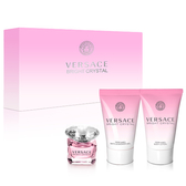 Versace 凡賽斯 香戀水晶小香禮盒【ZZshopping購物網】