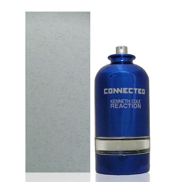 Kenneth Cole Connected 心電感應男性淡香水125ml Tester 包裝