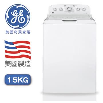 GE 美國奇異 直立式洗衣機 15公斤 GTW460ASWW 首豐家電