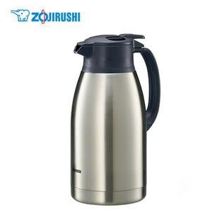 【ZOJIRUSHI 象印】桌上型不銹鋼保温瓶 SH-HA19