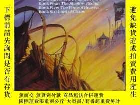 二手書博民逛書店英文原版:LORD罕見OF CHAOS 1994年初版 6239