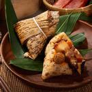 野生烏魚子,嚴選食材 山珍海味如肉粽界的頂級佛跳牆 不膩口的肉粽 純手工包法