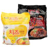 韓國 Paldo起司拉麵火辣章魚乾拌麵【庫奇小舖】