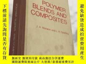 二手書博民逛書店POLYMER罕見BLENDS AND COMPOsITES(高分子共混物與復合材料)Y24878 J.A.M