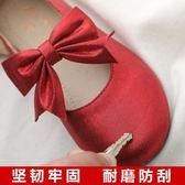 女童鞋 韓版公主鞋 寶寶單鞋軟底