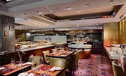 台北慶泰大飯店 金穗坊西餐廳 假日下午茶自助餐券