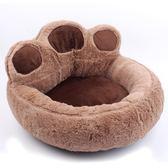 全可拆洗四季絨面小型狗狗窩秋冬季保暖款天泰迪寵物加厚貓窩 全館八八折鉅惠促銷