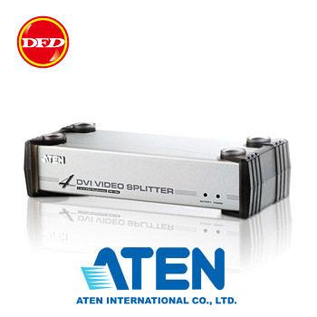 ATEN 宏正 VS164 4 port DVI 視訊分配器