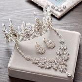 新娘髮飾  皇冠頭箍婚紗配飾生日聚會公主冠