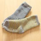 無印風條紋加厚毛全止滑長筒襪 條紋 加厚 止滑 長筒 長筒襪 襪子
