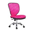 GXG 兒童半網 數字椅 型號102G (金屬腳座)