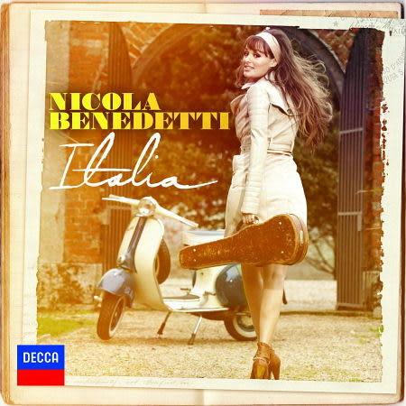 妮可拉班乃德提 義大利 CD (音樂影片購)