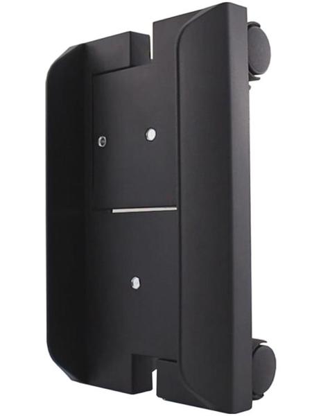 電腦可移動主機架活動滑輪機箱托鐵藝主機托機箱架台式電腦主機架