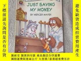 二手書博民逛書店Just罕見Saving My Money (My First