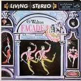 【停看聽音響唱片】【SACD】華爾頓:「表面」管弦樂組曲、雷高克:「安高夫人」芭蕾組曲