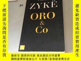 二手書博民逛書店法文原版:ORO罕見& CoY182979 CIZIA 出版20