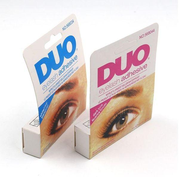 DUO假睫毛膠水 / 雙眼皮美目 多功能膠水易卸妝 29元