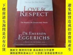 二手書博民逛書店THE罕見LOVE SHE MOST DESIRES, LOVE & RESPECT, THE RESPECT H
