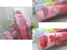 裝飾用精裝康乃馨香皂毛巾禮盒/盒~~母親節禮品 小小的禮物有著大大的愛