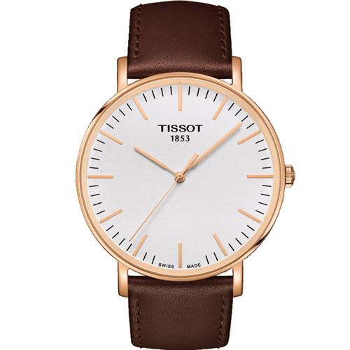TISSOT 天梭 Everytime 經典時尚腕錶 T1096103603100 (42mm)