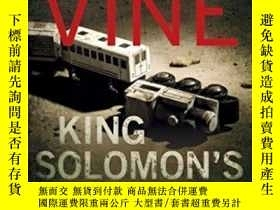 二手書博民逛書店King罕見Solomon s Carpet-所羅門王地毯Y436638 Barbara Vine Pengu
